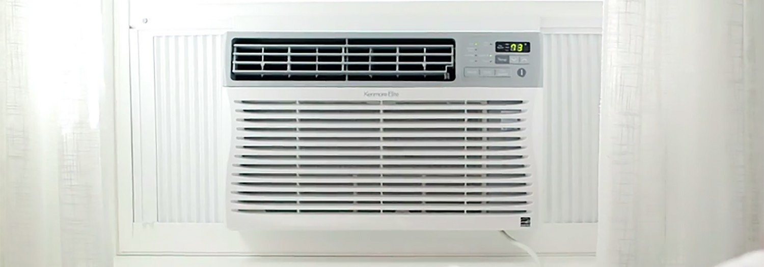 Kenmore Elite AC unit
