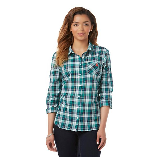 Juniors' blouse