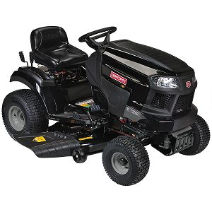 "Craftsman 27333 46"" 20 HP V-Twin Briggs & Stratton Riding Mower"