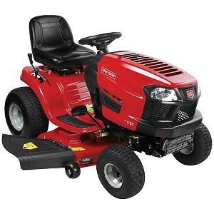 "Craftsman 27343 46"" 19.0 HP Briggs & Stratton Automatic Riding Mower"