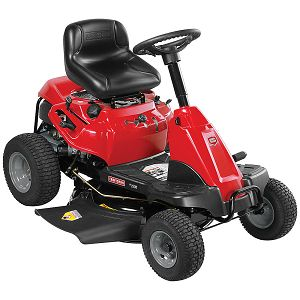 "Craftsman 29900 30"" 382cc 6-Speed Shift-on-the-Go Rear Engine Riding Mower with Mulch Kit"