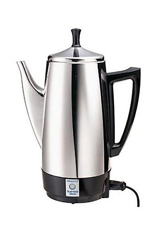 Presto 12-Cup Coffee Maker