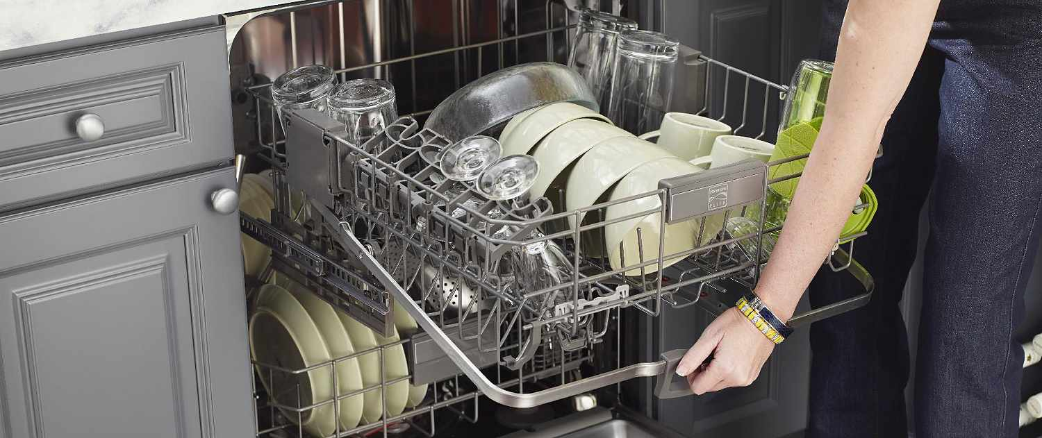 Dishwasher Drawers Vs Standard A Beginners Guide To Buying A Dishwasher Sears