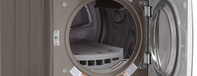Open Dryer Door
