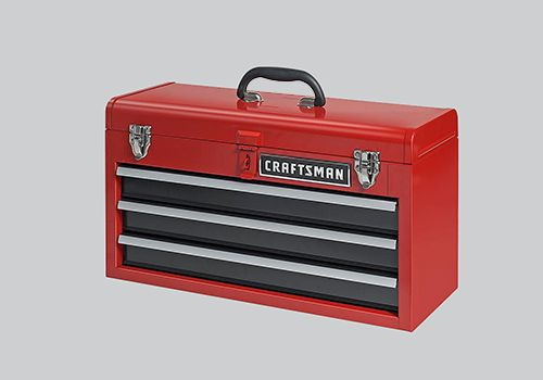 Craftsman 3-Drawer Portable Tool Chest