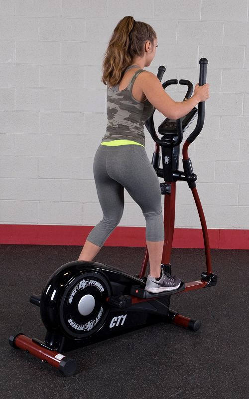 Elliptical performance features