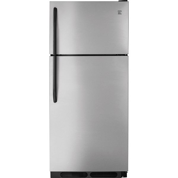 Top Freezer Refrigerators
