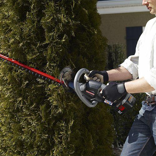 "Craftsman 22"" Cordless Hedge Trimmer"
