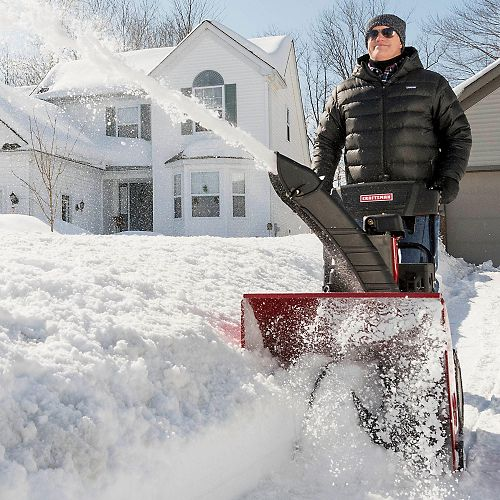"Craftsman 24"" 208cc Dual-Stage Snowblower"
