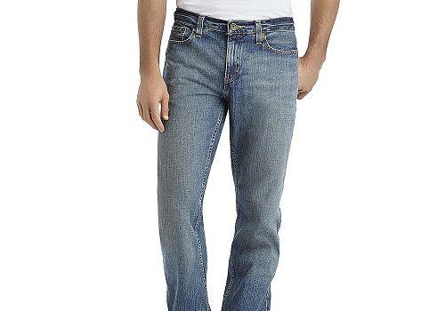 Roebuck & Co. Men's Slim Straight Leg Jeans