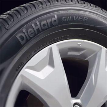 DieHard Silver Touring All-Season Tire