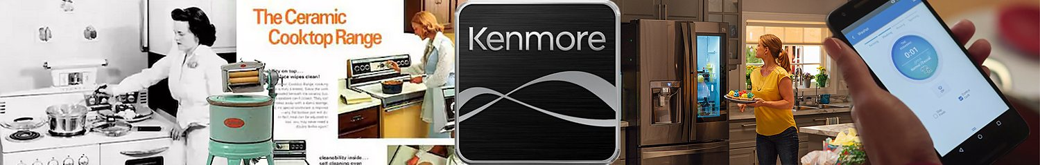Our History: Kenmore with Sears