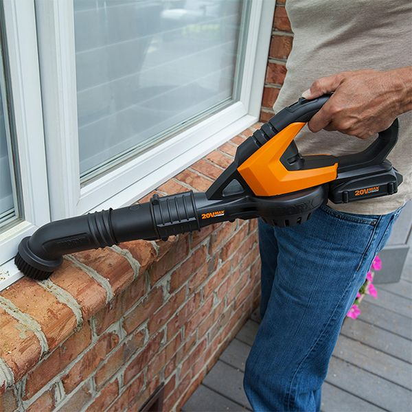 leaf blower nozzle
