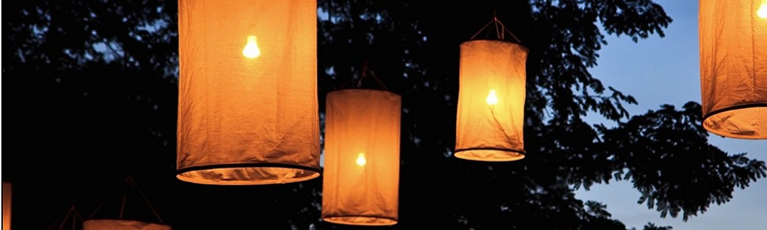 Outdoor Lighting for Memorial Day