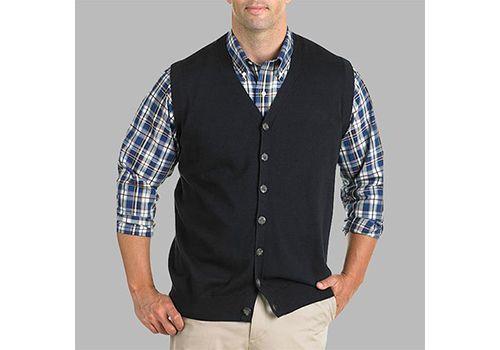 Men's sweater vest