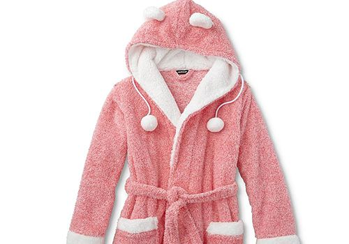 Juniors' Joe Boxer Fleece Robe