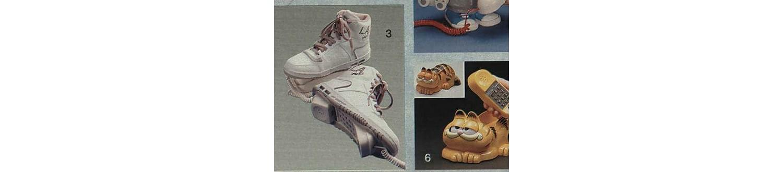 Tennyphone in the 1991 Sears Wish Book