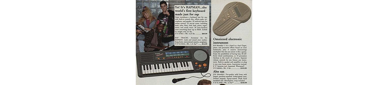 RAPMAN in the 1991 Sears Wish Book