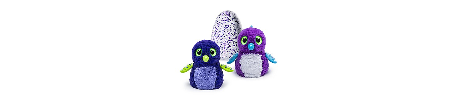 Hatchimals in the 2017 Sears Wish Book