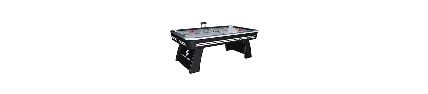 Sportcraft 7' Air Hockey & Table Tennis Table in 2017 Sears Wish Book