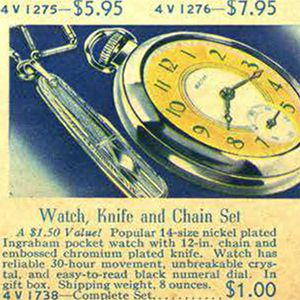 Then & Now: Watches