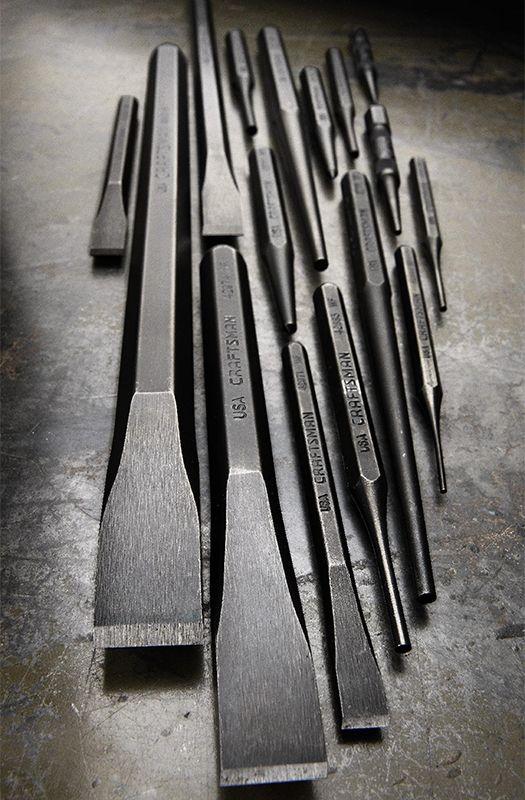 Craftsman chisel sets