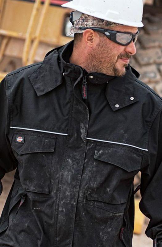 Man in workwear
