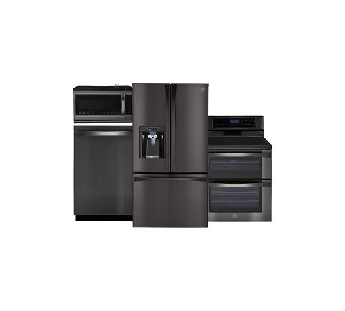 Appliances 101: What is Black Stainless Steel? - Sears