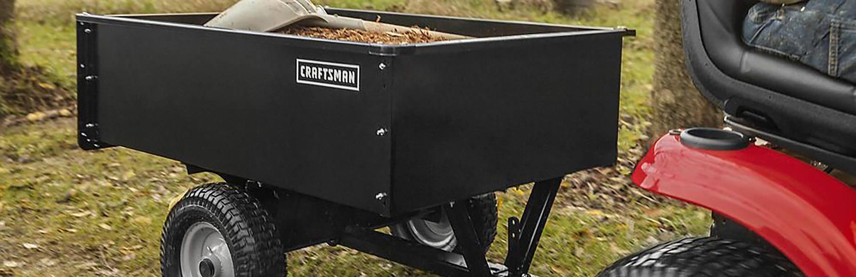 Craftsman Garden Tractors Attachments