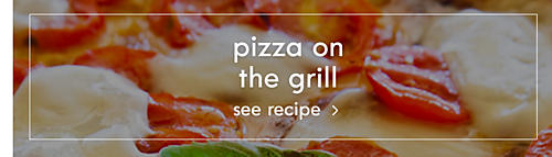 Pizza on the grill | See recipe
