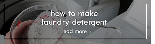 How to make laundry detergent | Read more