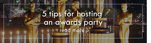 5 tips for hosting an awards party | Read more