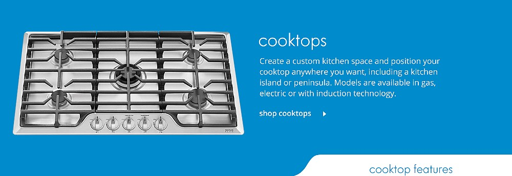 Shop Cooktops