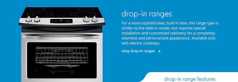 Shop Drop-In Ranges