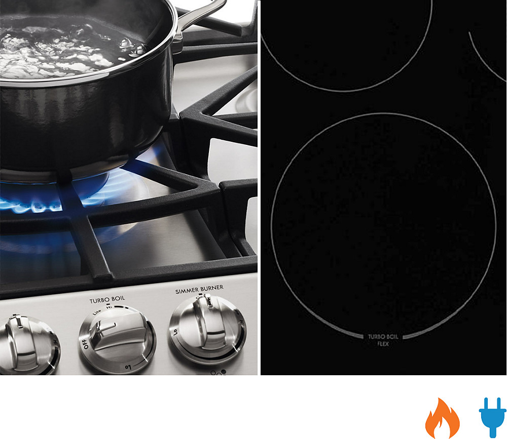 Turbo Boil® (G/E) and Turbo Boil® Flex burner (G/E)