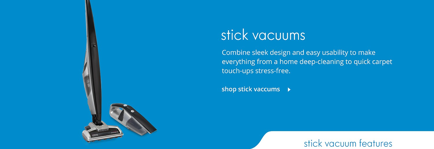 Shop Stick Vvacuums