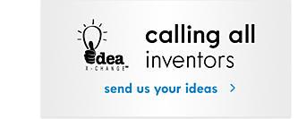 Calling all inventors