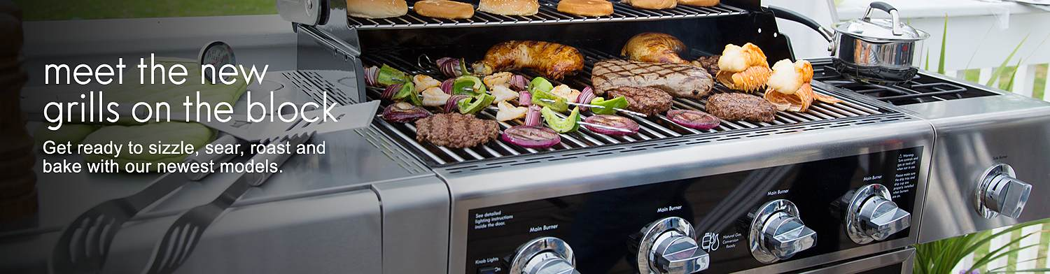 Meet the new grills on the block
