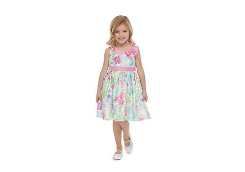 Girls 4-6X Easter & Spring Dresses