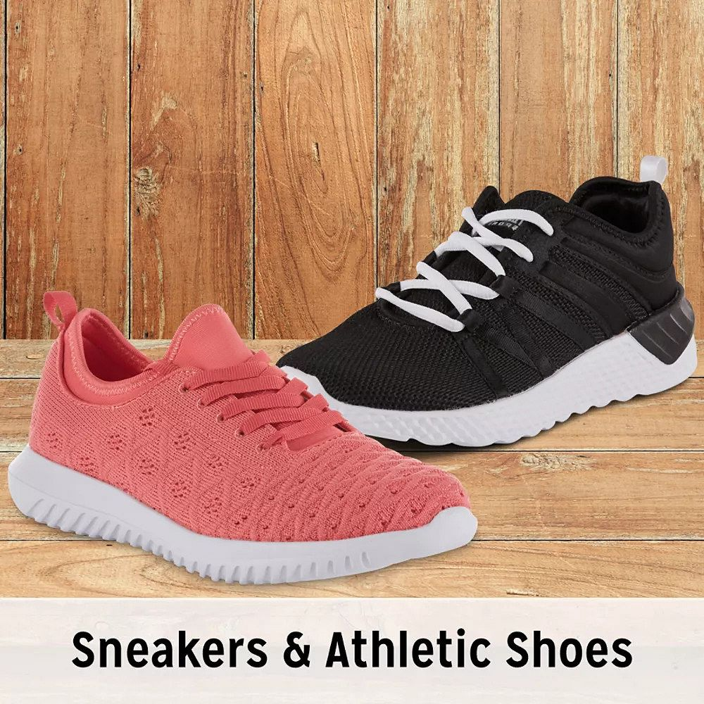 Women's Athletic Shoes & Sneakers
