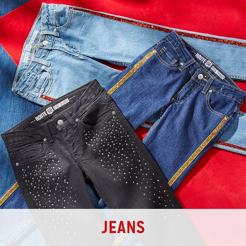Girls' Jeans
