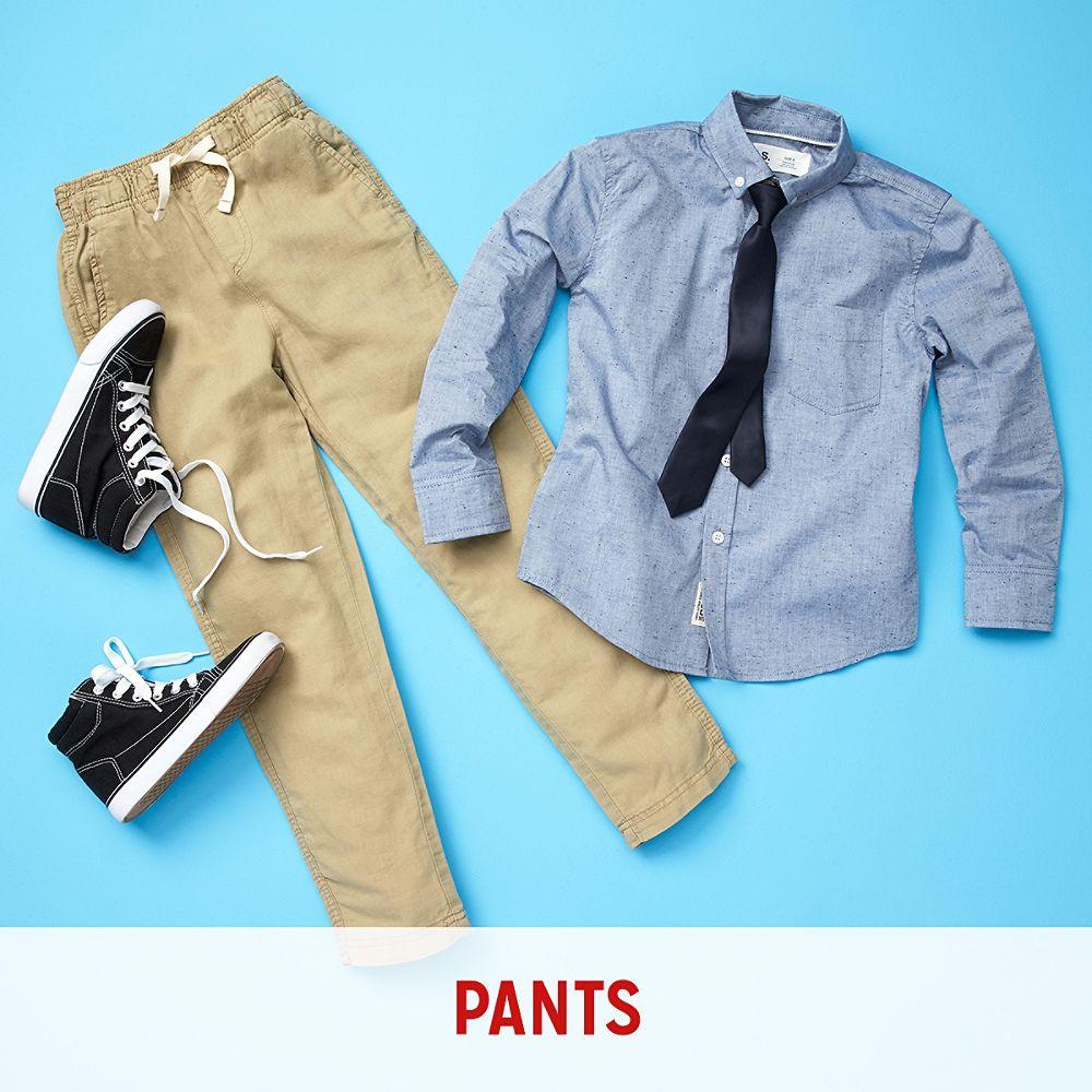 Boys' Pants
