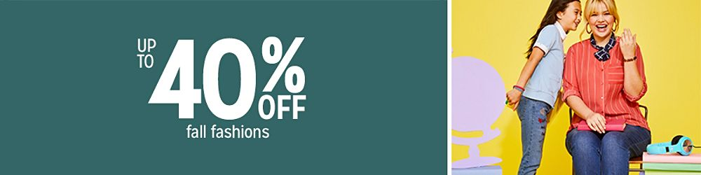 Up to 40% off Women's Plus Size Clothing