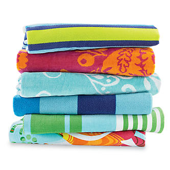 Beach Towels, 30-40% off