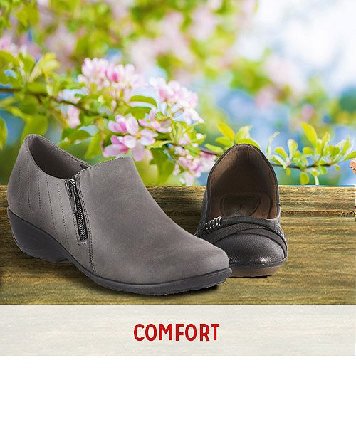 Women's Comfort Shoes