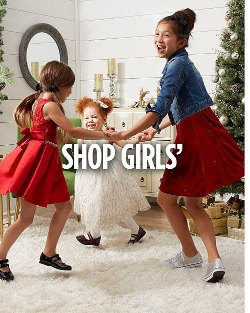 39cfed4180a Get children ready for school, play or formal occasions with kids' clothes  from Sears