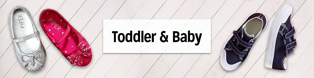 Toddler & baby shoes