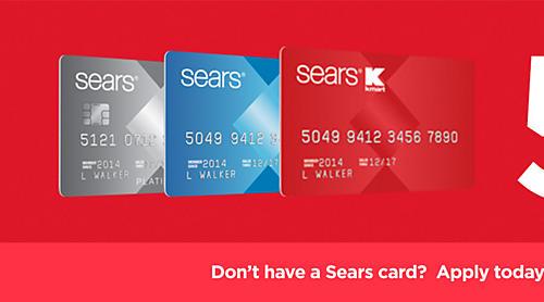 Sears Wedding Gift Registry: Sears Credit Card Offers