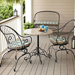 Country Style Patio Furniture