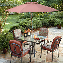 Eclectic Style Patio Furniture